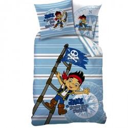 Parure de lit Jake le Pirate et drap housse