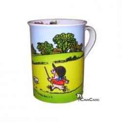 Mug Cheval - Shetland - 2