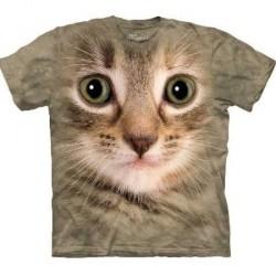 Tee shirt Chat - Kitten Face
