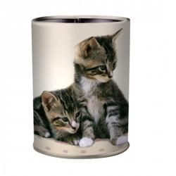 Pot à crayons Chats tigrés