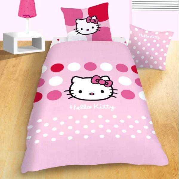 parure de lit enfant hello kitty sophie cavacado. Black Bedroom Furniture Sets. Home Design Ideas