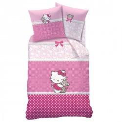 Parure de lit enfant Hello Kitty Astrid