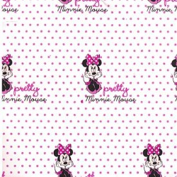 Drap housse Minnie Poetic