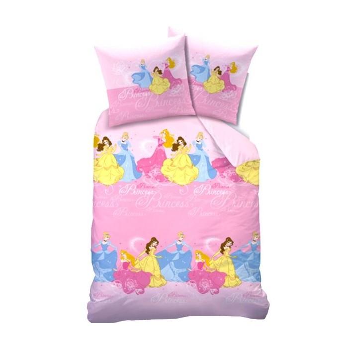 parure de lit enfant princesses disney cavacado. Black Bedroom Furniture Sets. Home Design Ideas