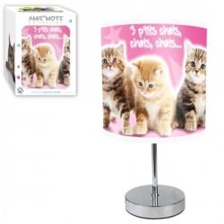 Lampe trois petits Chats