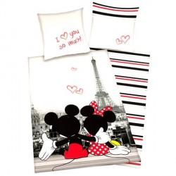 Parure de lit enfant Mickey Minnie