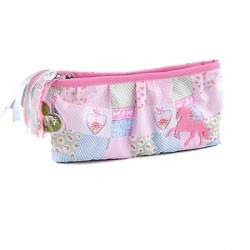 Trousse Cheval rose