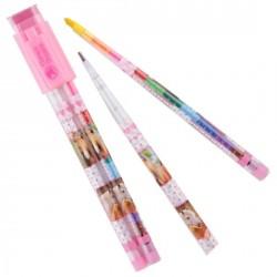 Set de crayons motif chevaux