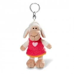 Porte clés mouton Jolly Frances Nici