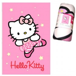 Plaid enfant Hello Kitty Ballerine