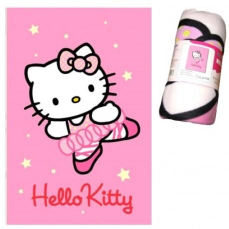 plaid enfant hello kitty ballerine cavacado. Black Bedroom Furniture Sets. Home Design Ideas