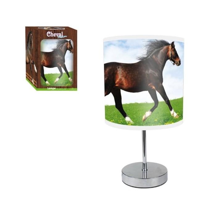 Lampe Cheval sur pied