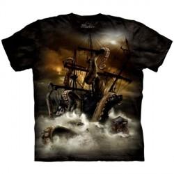 Tee shirt Kraken