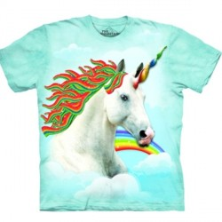 Tee shirt enfant Licorne Candy