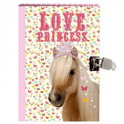 Journal intime Poney Princesse