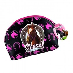 Porte monnaie Cheval passion