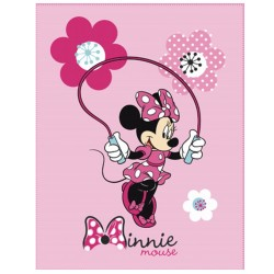 Plaid polaire Minnie