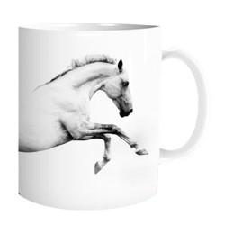 Mug Chevaux blancs