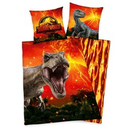 Housse de couette Jurassic World