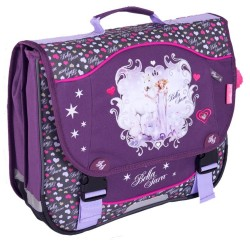 Cartable Cheval Bella Sara Majestic - 38 cm