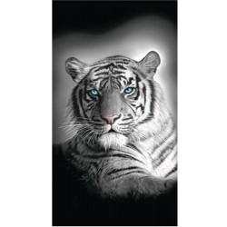 Serviette de plage Tigre du Bengale - 90 x 170 cm