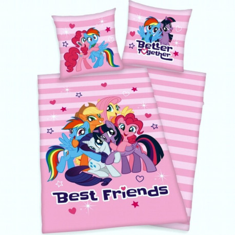Housse de Couette Cheval - Best Friends
