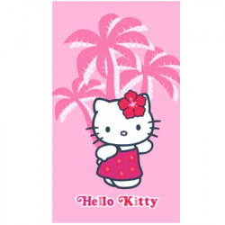 Serviette de plage Hello Kitty Mathilde