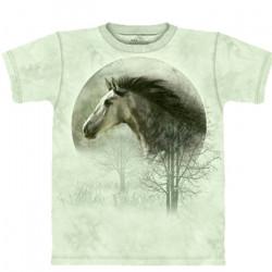 Tee shirt enfant Cheval Beauté Espagnole - 6/8 ans