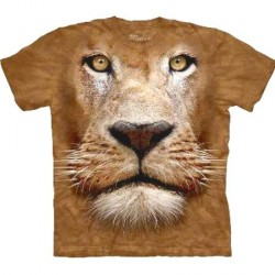 Tee shirt Portrait de Lion