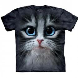 Tee shirt Frimousse de Chat - Taille L