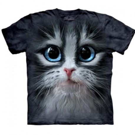 Tee shirt Chat frimousse