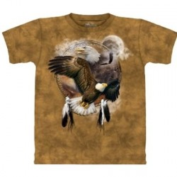 Tee shirt Aigle Totem - Taille L