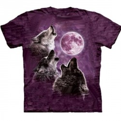 Tee shirt 3 Loups - Taille XL