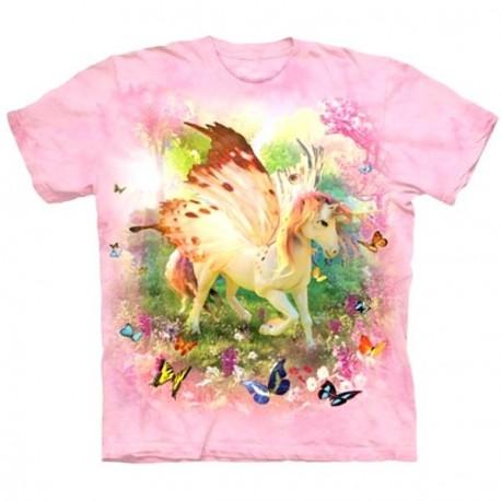 Tee shirt enfant Licorne - Pegacorn