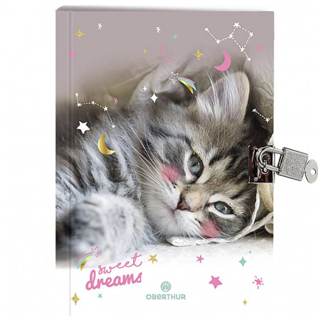 Journal intime Chat Dreams