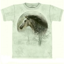 Tee shirt Cheval Beauté Espagnole - Taille XL