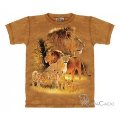 Tee shirt enfant Lion - Prides Proud Parent 13/14 ans