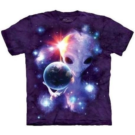 Tee shirt enfant motif Fantasy - Aliens