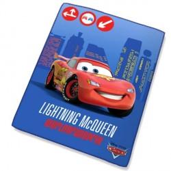 Plaid enfant Cars Grand Prix