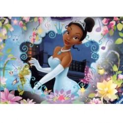 Puzzle La Princesse et la grenouille - 100 pièces XXL