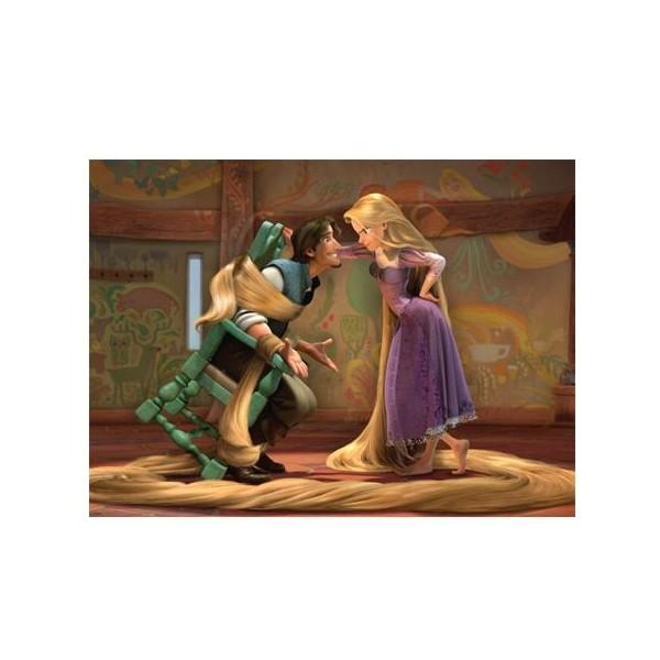 Puzzle la princesse raiponce 100 pi ces cavacado - La princesse raiponce ...