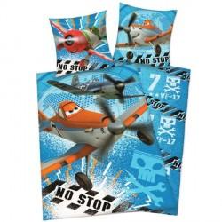 Parure de lit enfant Planes No Stop