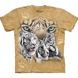 Tee shirt enfant Tigre - Find 12 Tigers