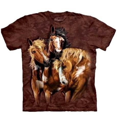 Tee shirt 8 chevaux