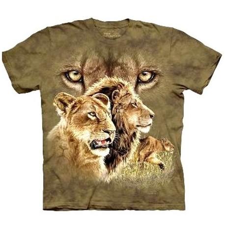 Tee shirt 10 lions