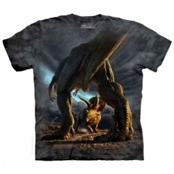 Tee shirt enfant Dino - Battle