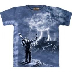 Tee shirt Loups - Tempête