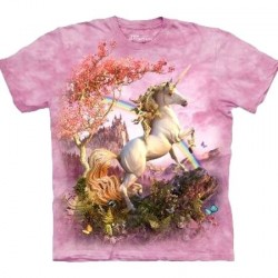 Tee shirt enfant Licorne - Awesome Unicorn