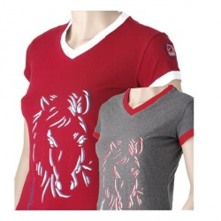 Tee-shirt Tattini Tête de cheval