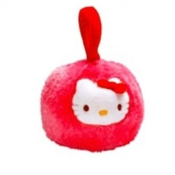 Bourse Hello Kitty rouge